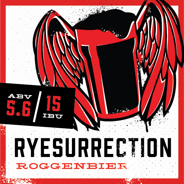 Ages ago, the roggenbier was a celebrated style of beer enjoyed in countries across the world. But eventually its chief ingredient, rye, fell out of favor with brewmasters, and the style was considered dead. Now, we're giving it new life. The flavor of this resurrected brew is reminiscent of a hefeweizen, but with full, earthy tones and the perfect amount of spice. After centuries of lying dormant, the rye is beginning to rise again.