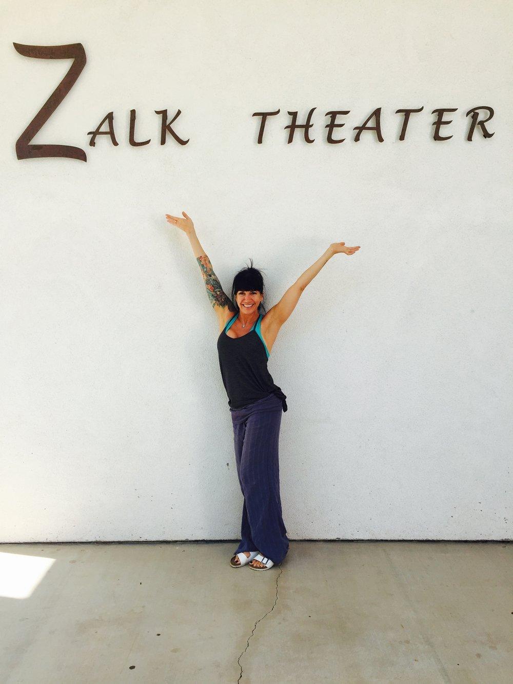 Happy Valley School/ Ojai, Zalk Theater.