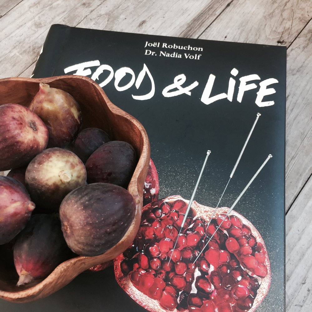 One of my most favorite books,  Food & Life.  Not just beautiful photos but delicious and creative ways to look at food in the form of medicine. #letfoodbeyourmedicine