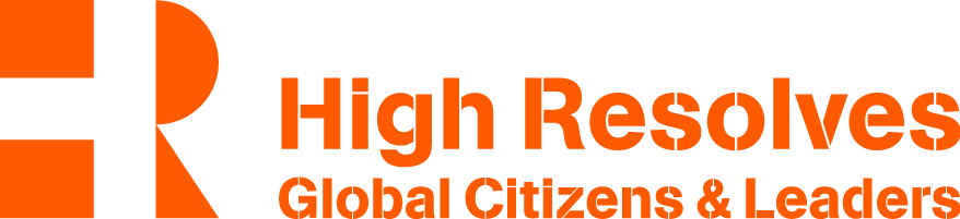 This is the preferred logo for audiences where the context of what High Resolves is/does is already understood.