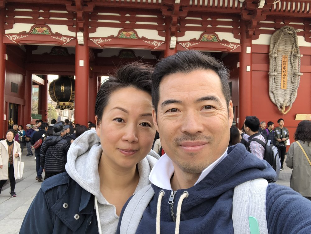 Angel & Michael Zhang