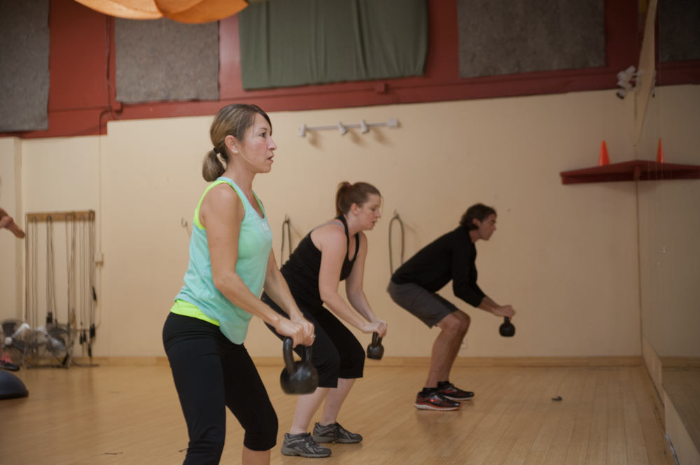 Group Fitness Classes -