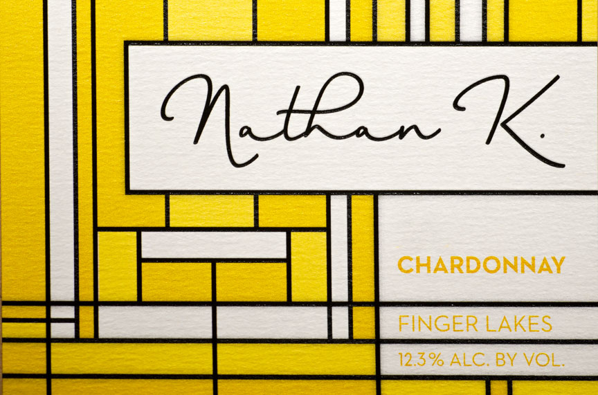Nathan Kendall 2016 Chardonnay