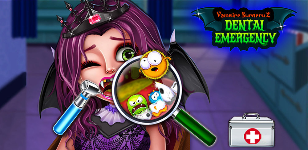 Vampire Princess Rescue 2  Vampire Princesses were infected. Tons of injured vampire princesses need your help! You can make a top surgical operation.
