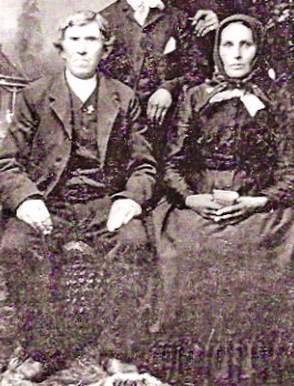 Joseph Konop and Mary Hruska, my great great grandparents