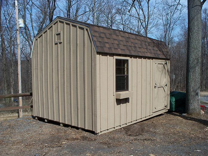 custom built barns shenandoah sheds