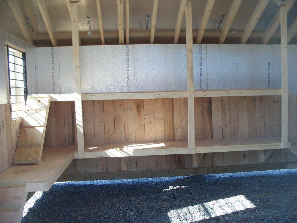 shed builder virginia