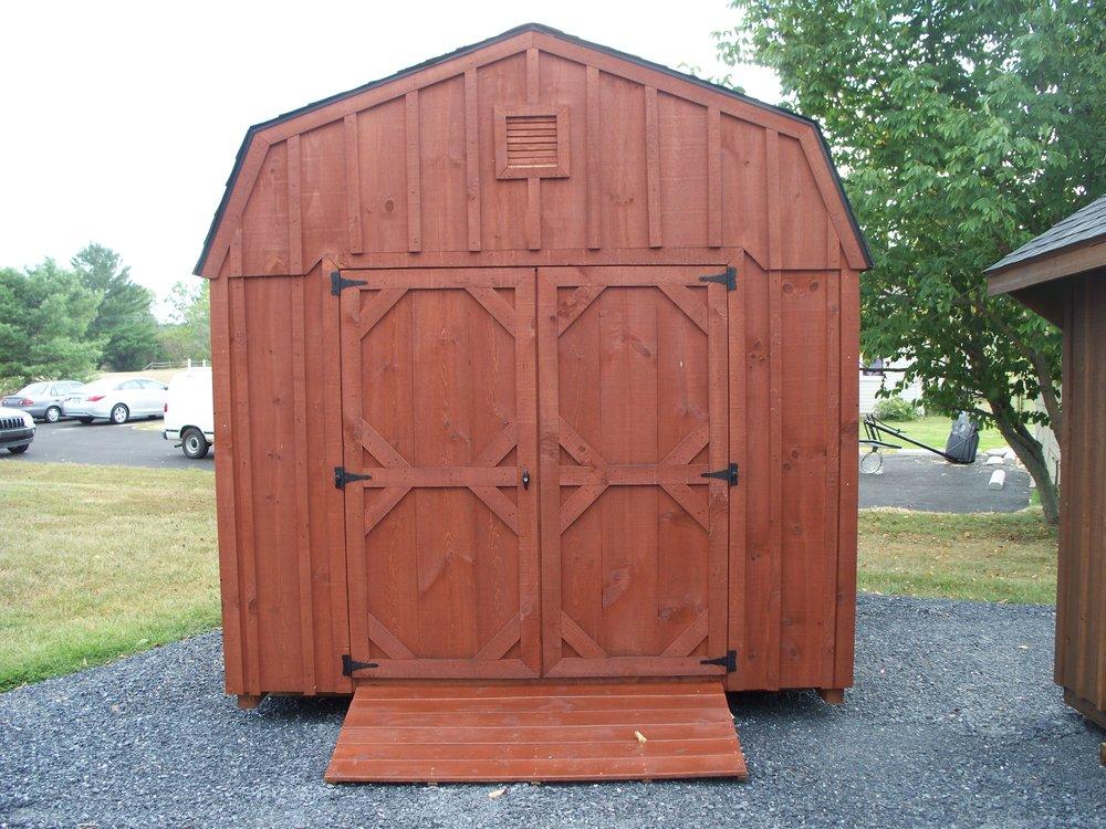 amish barns winchester virginia
