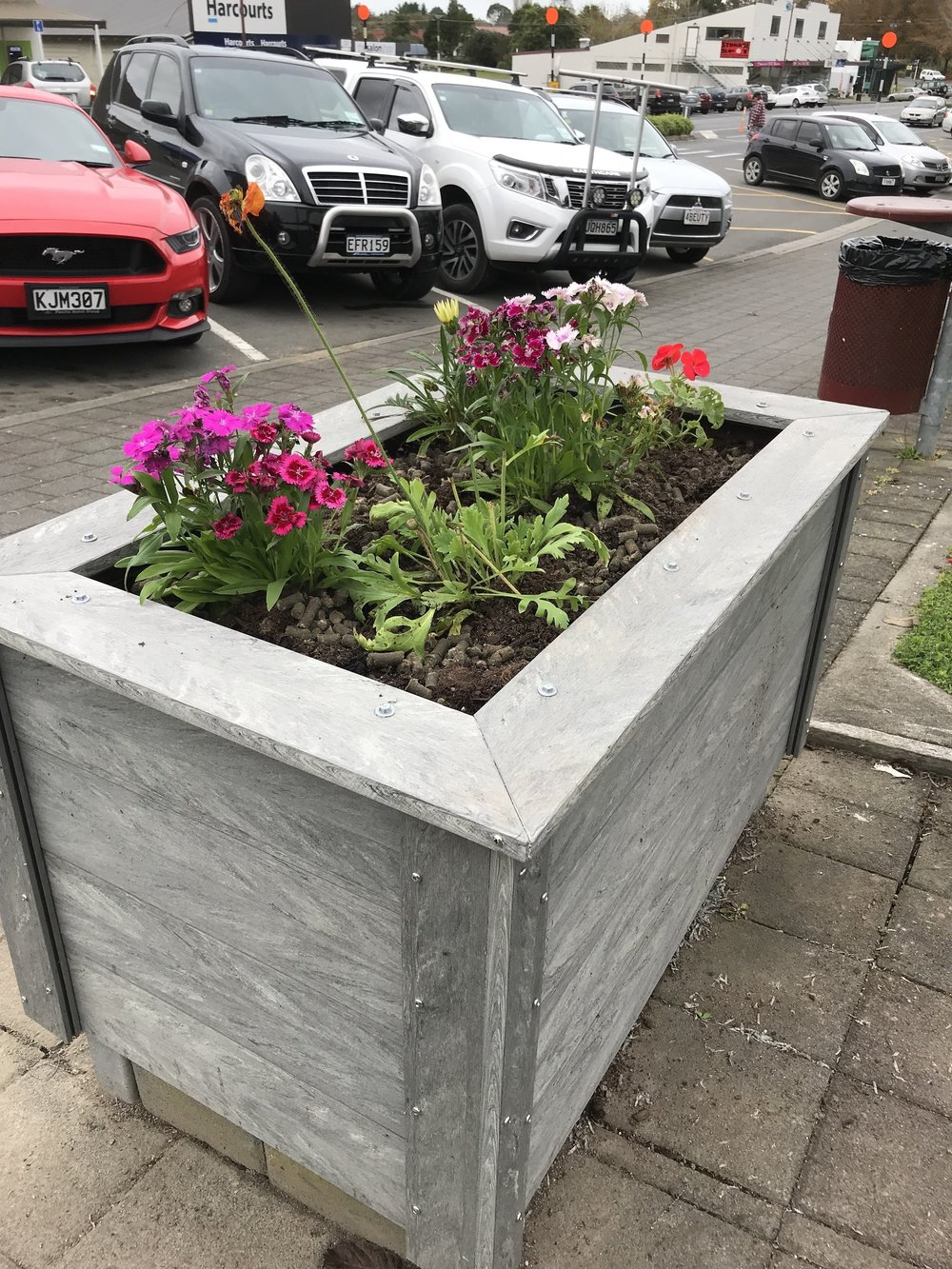 Durable Low Maintenance Planter Box