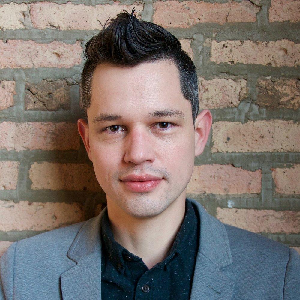 Lucas Goldbach, Associate AIA   design director