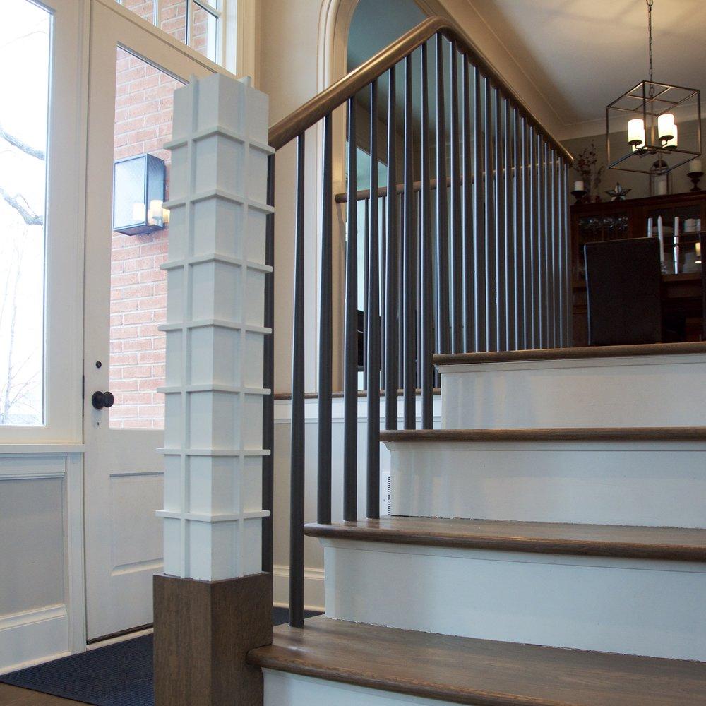 Bucktown stair