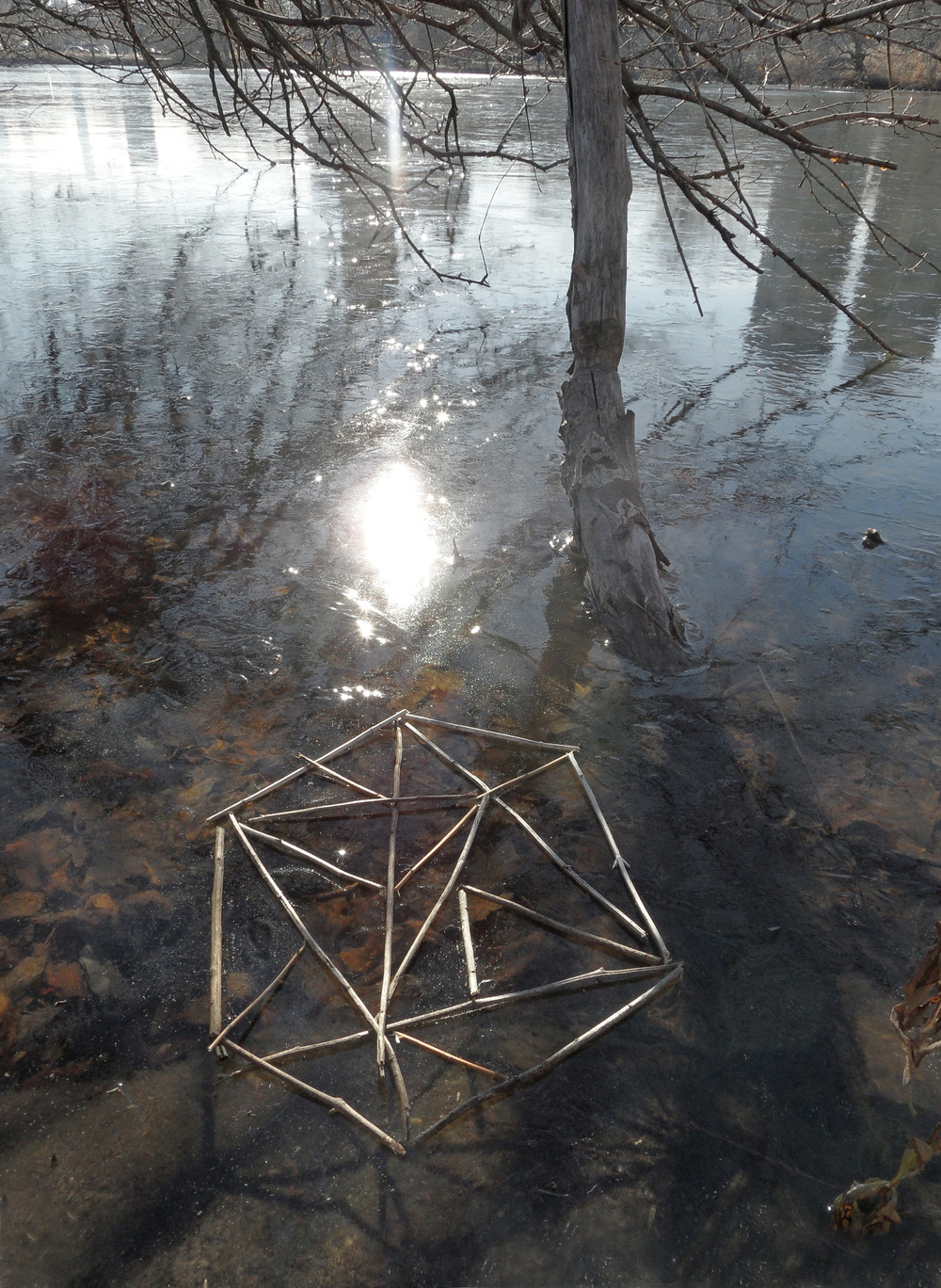 Geometry of Water