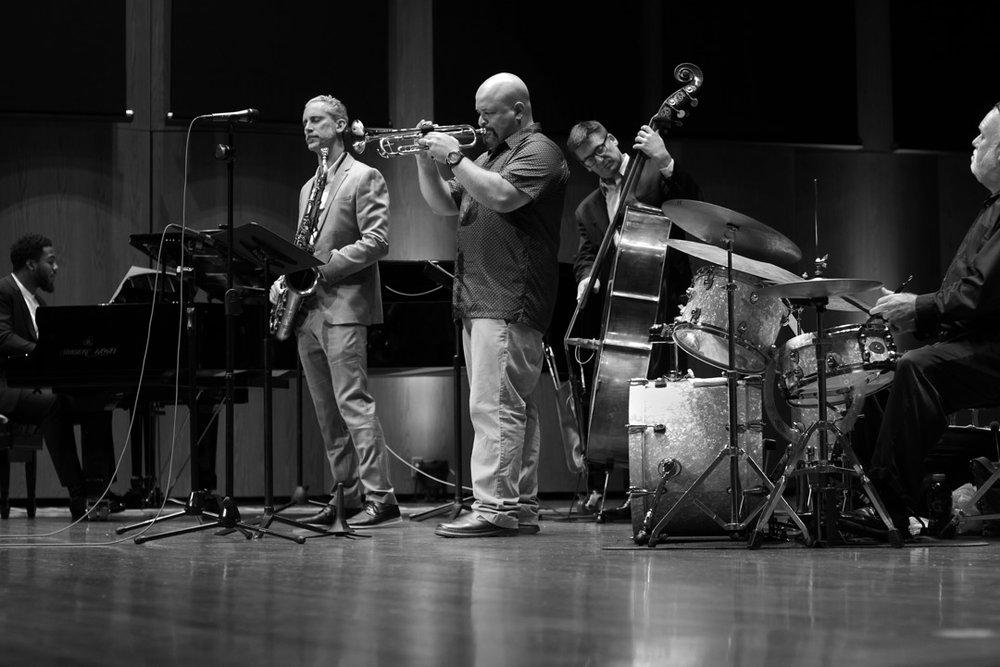 JU Jazz Faculty In Concert