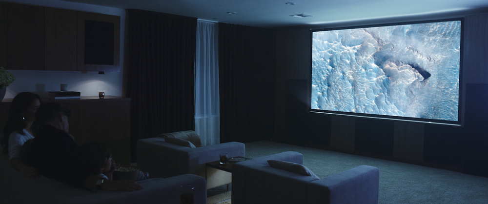 """SONY """"Home Theater""""     Director: Adam Chambers     Commercial"""