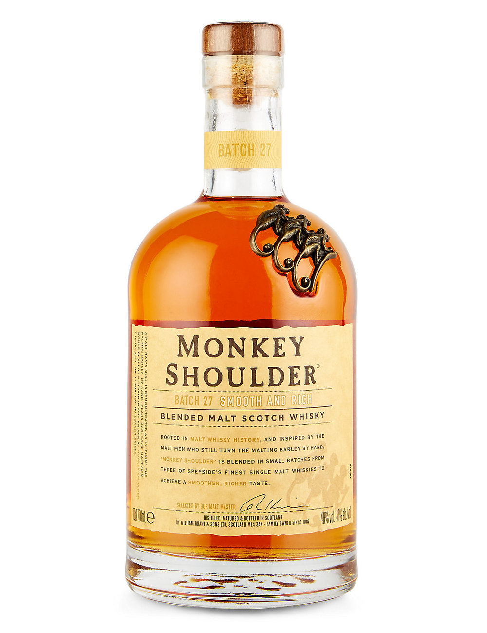 MONKEY SHOULDER - 20% OFF