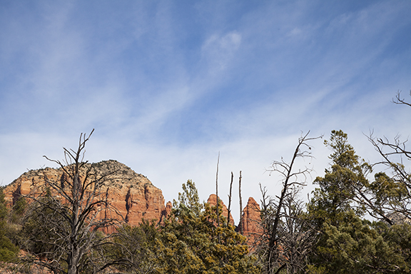 Taken near the Little Horse trail head south of the Village of Oak Creek, Arizona near Sedona; Photo by Craig Johnson