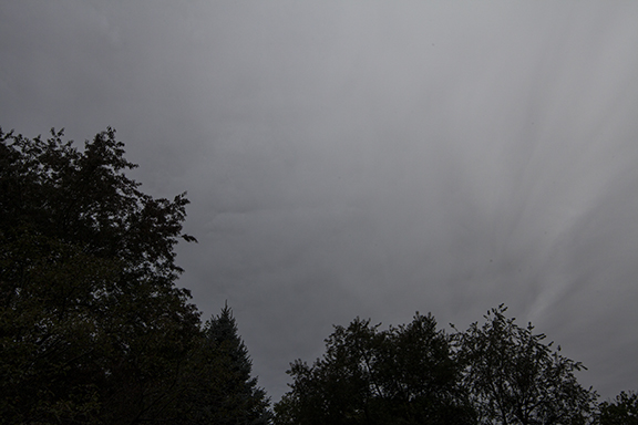 Altostratus and Nimbostratus, Photo Copyright Craig Johnson and WeatherBriefing
