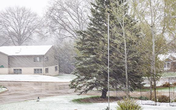 April 27, 2019 Snowstorm