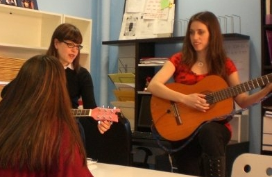 Songwriting with Lisa Loeb