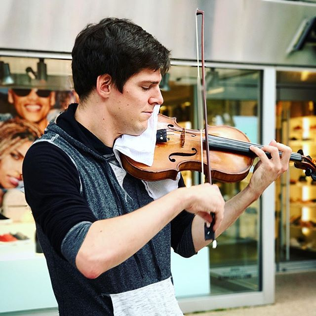"""""""Music is what tells us that the human race is greater than we realize."""" 🎶🎻👀 ― Napoleon Bonaparte * * * * * * #streetmusician #streetmusicians #classicalmusic #classicalmusicians #violin #violinist #violinists #violon #violoncello #instaviolin #musicstudent #musicstudents #musicmajor #musicmajors #musiclover #musiclovers #musicphotography #musicphotographer #jj_musicmember #lavidademusico #soundbysight #total_mymusic #ig_rock_details #igw_rock #bostonmusicscene #bostonmusic #beststreets #beststreet #musicquotes"""