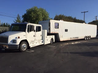 2003 FT170 Freightliner Car Hauler $50,000