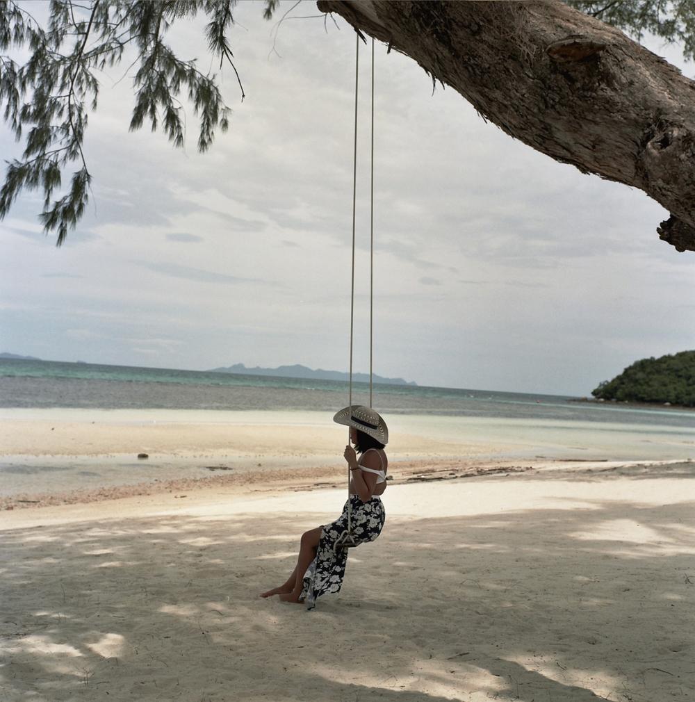 Rolleiflex, Koh Samui, August 2015