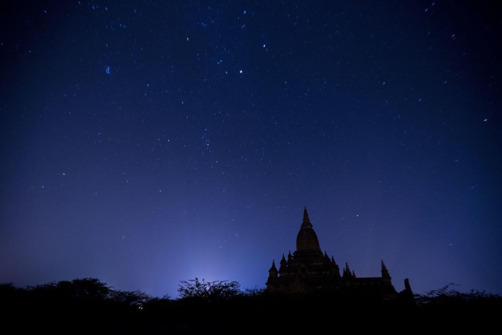 Starry Bagan