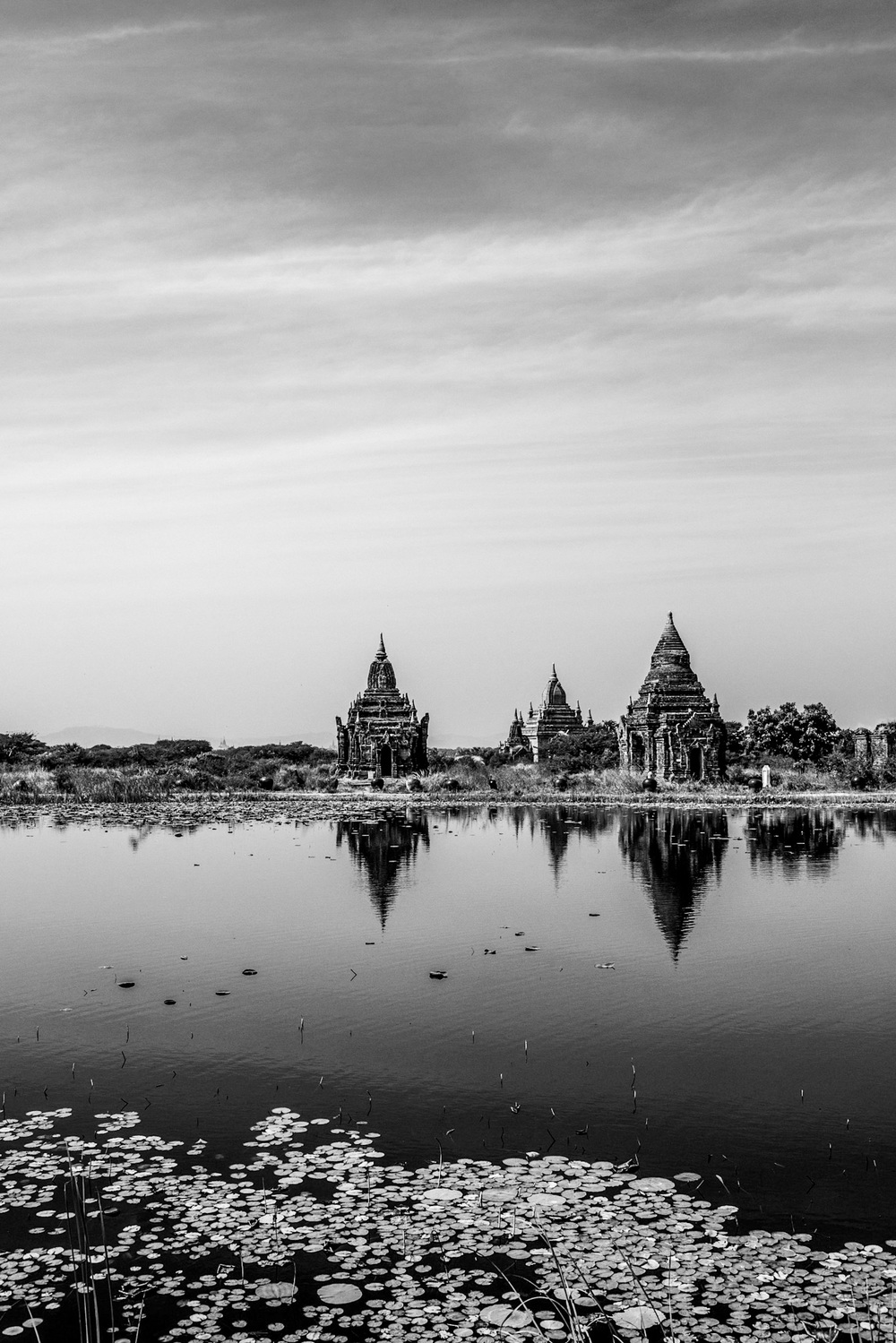 Bagan Reflections