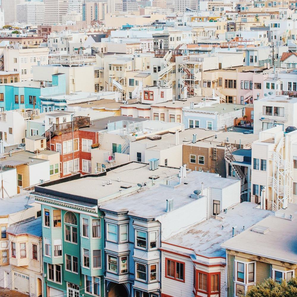 San Francisco, California  August 2016