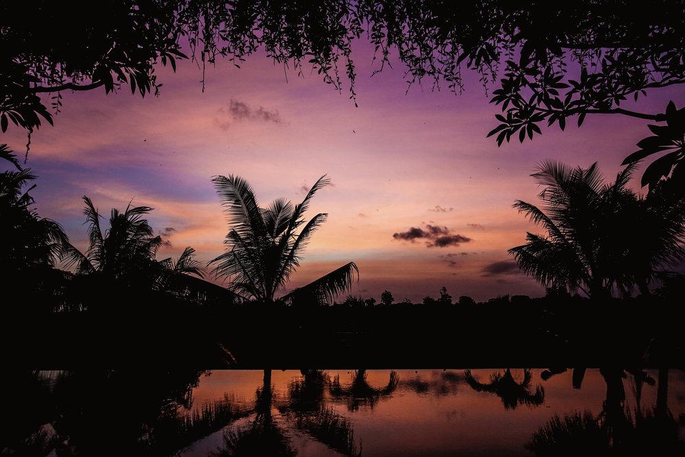 Villa Mana, Bali, Indonesia  August 2016