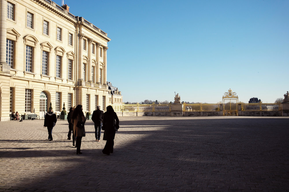 Versailles, Paris, France  November 2016