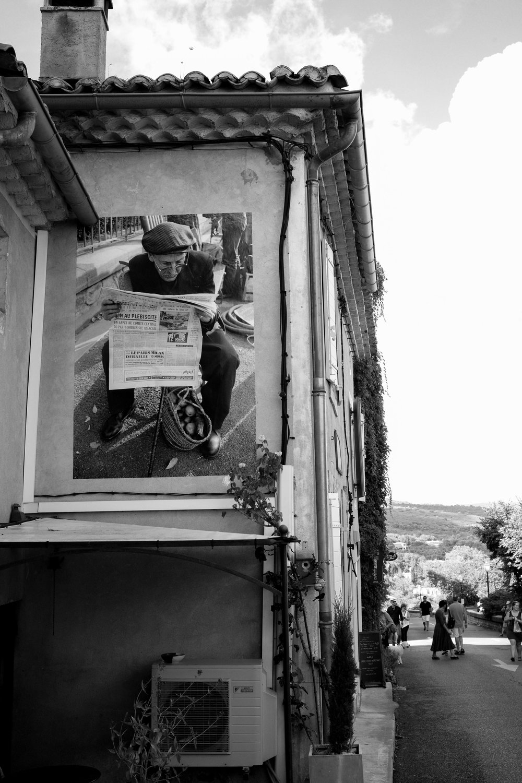 Gordes, Provence, France  July 2017