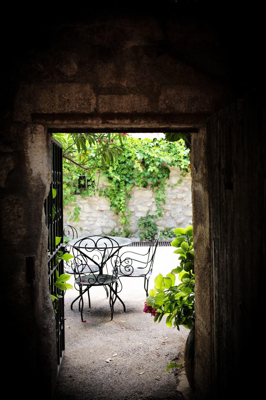 Mausanne, Provence, France  July 2017