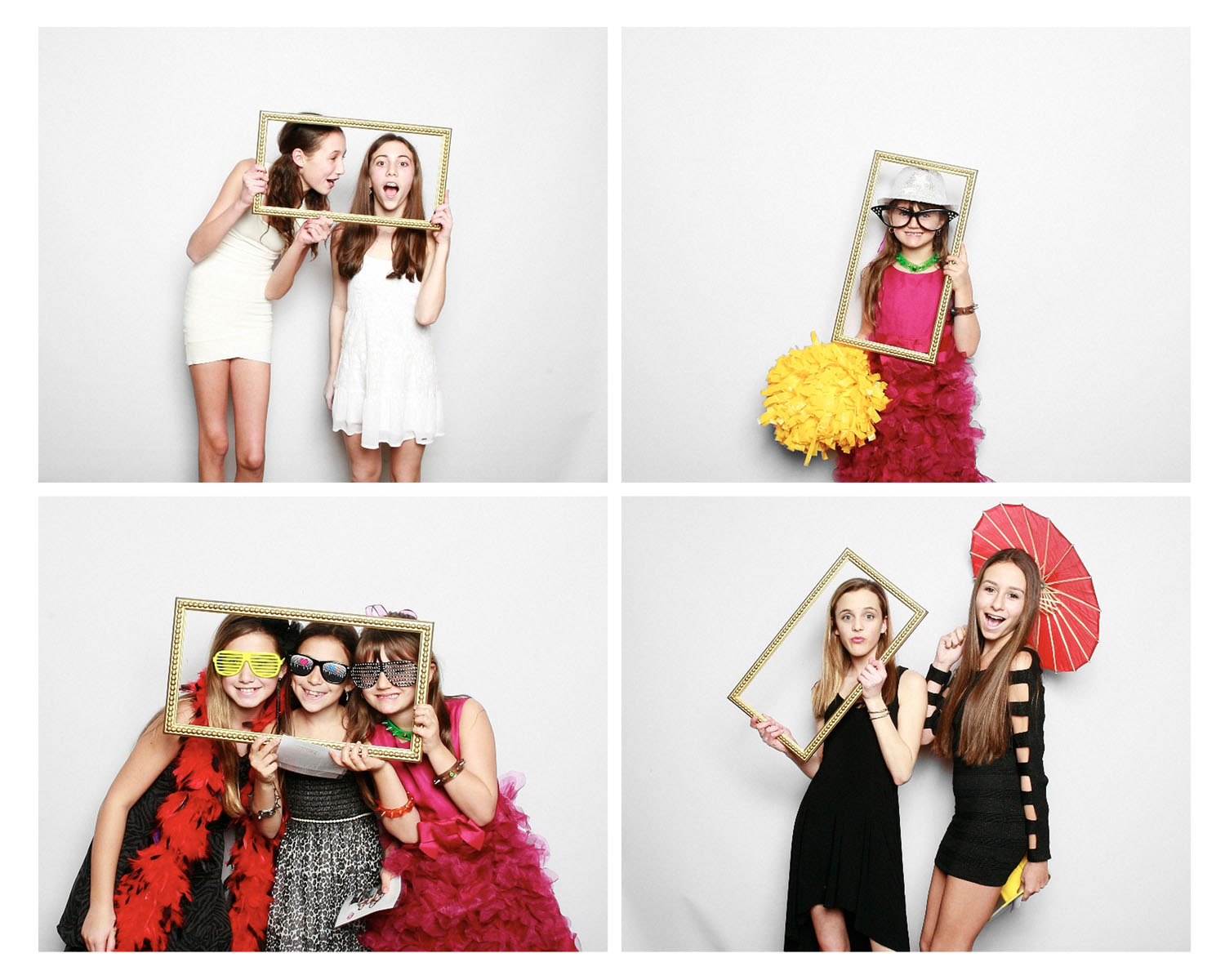 Photo Booth for Kids Parties