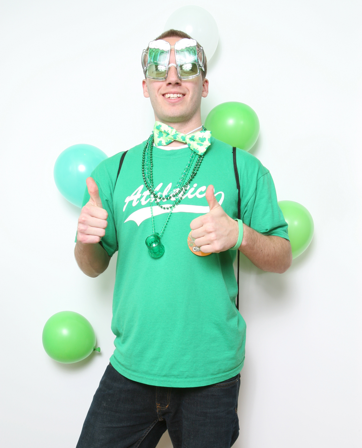 St Patricks Day Photo Booth