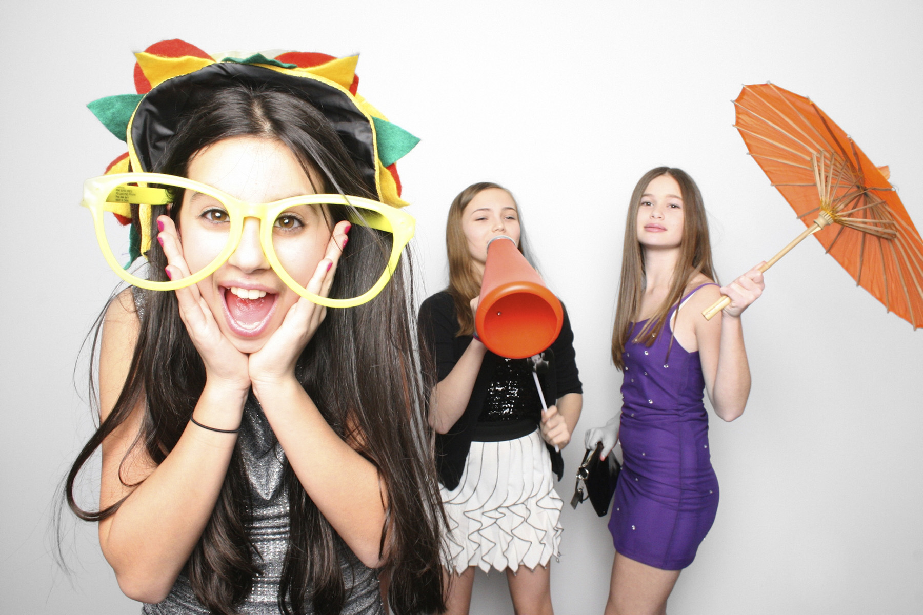 NY Photo Booth Kids Parties