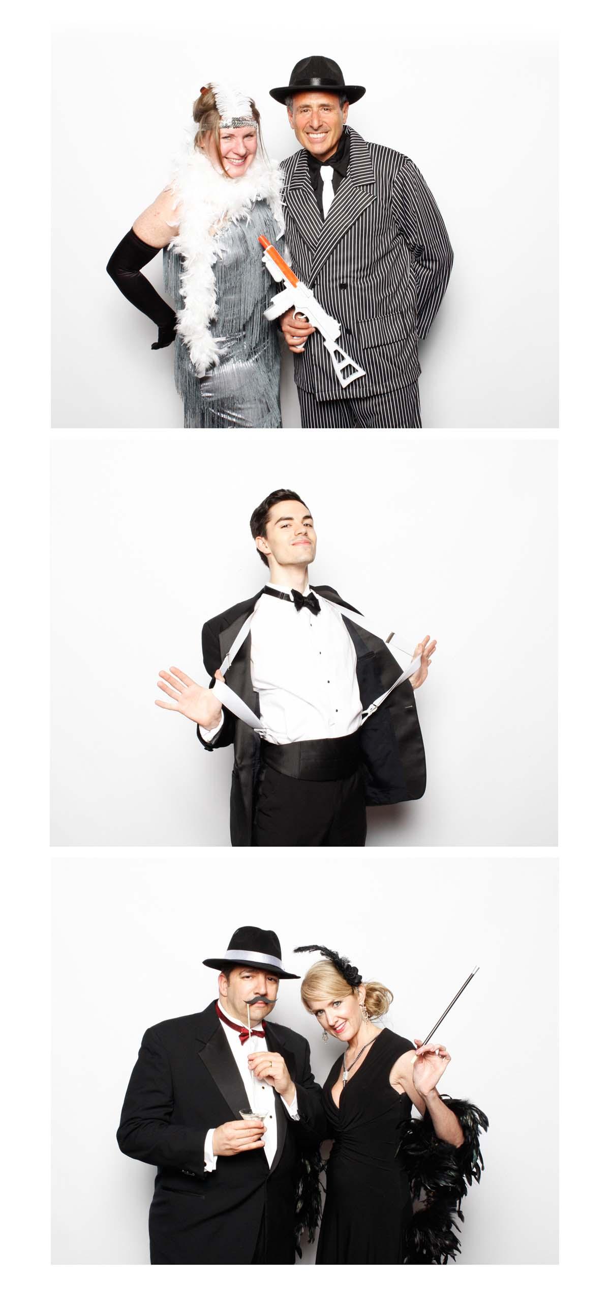Retro Wedding Photobooth