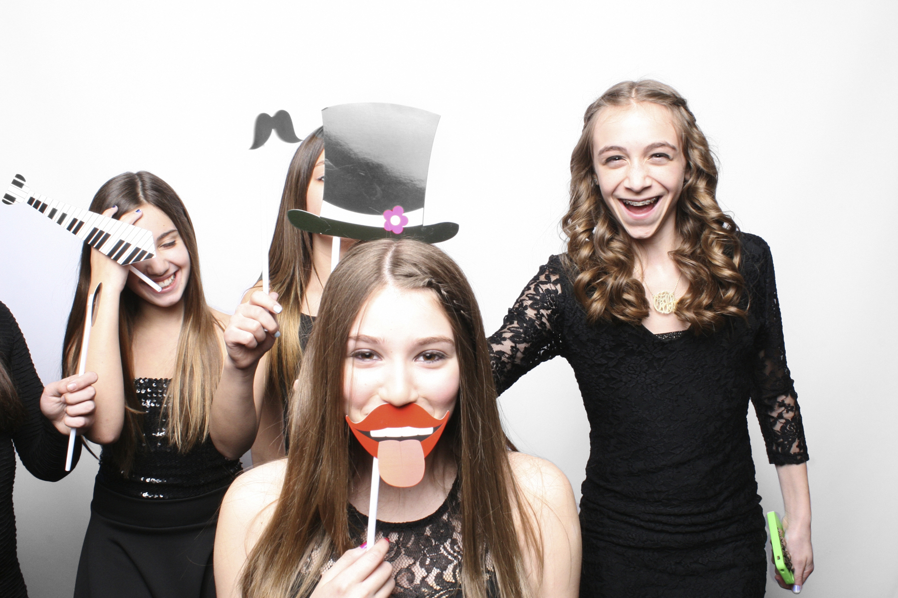NYC Photo Booth Mitzvah