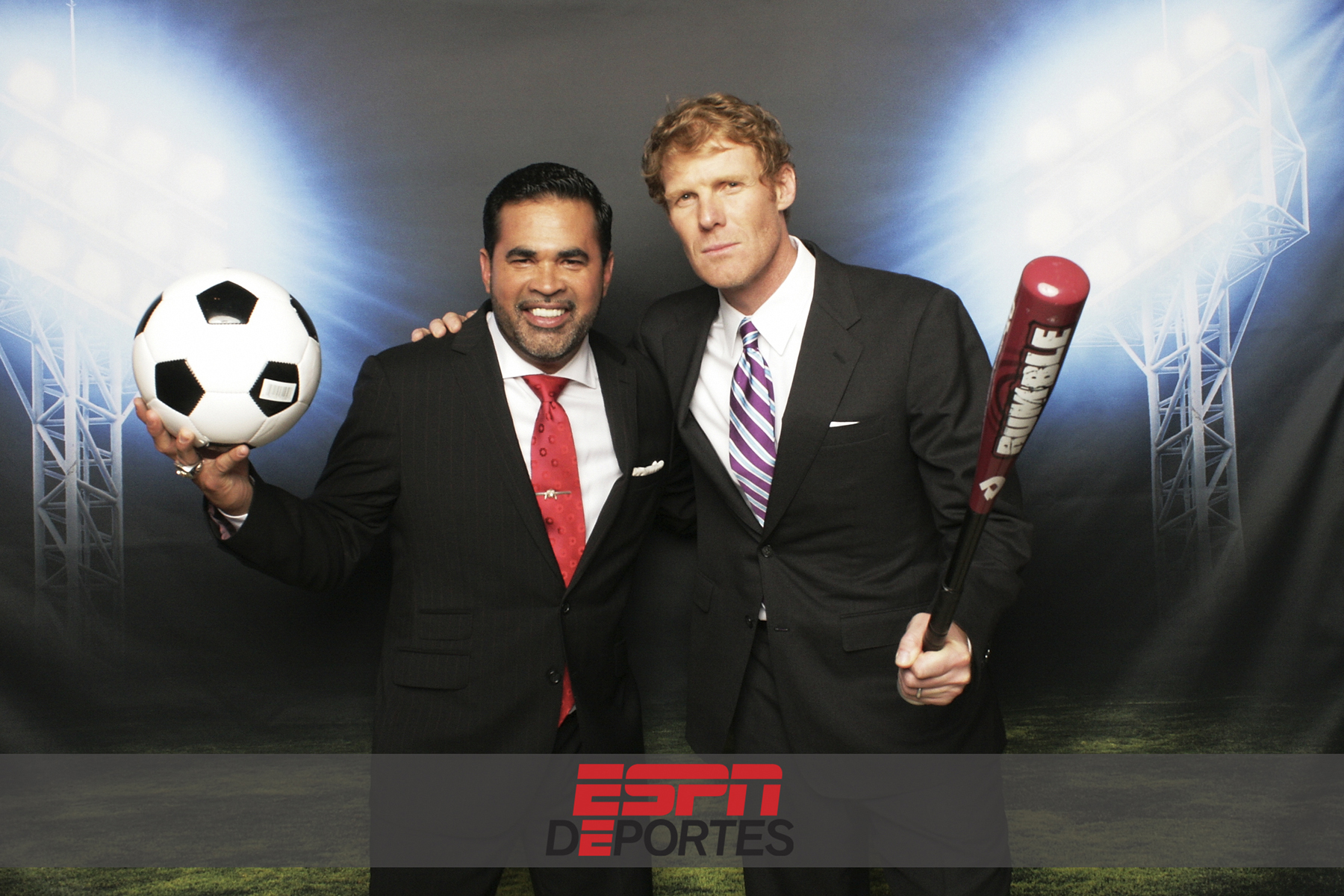 The Booth Photo Video ESPN Deportes