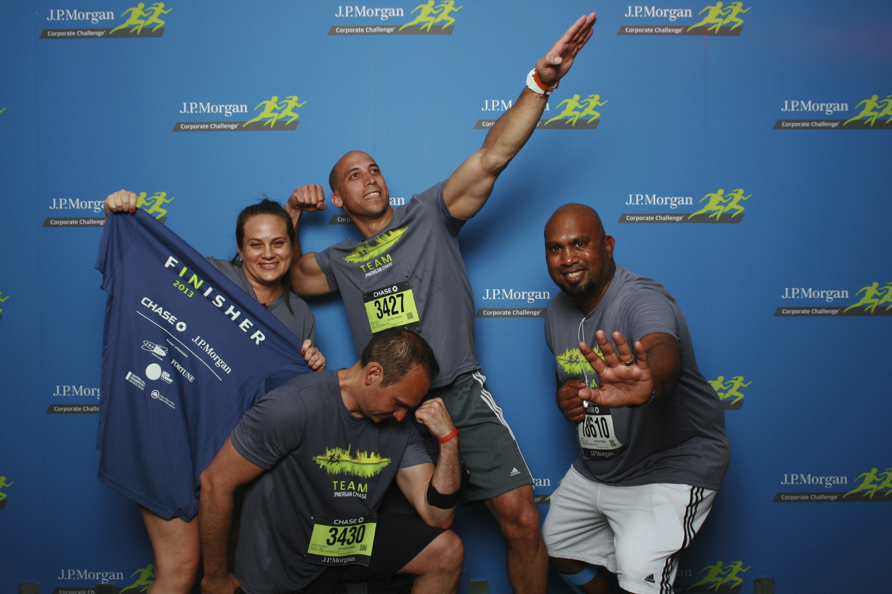 Photo Booth Chase Corporate Challenge_2