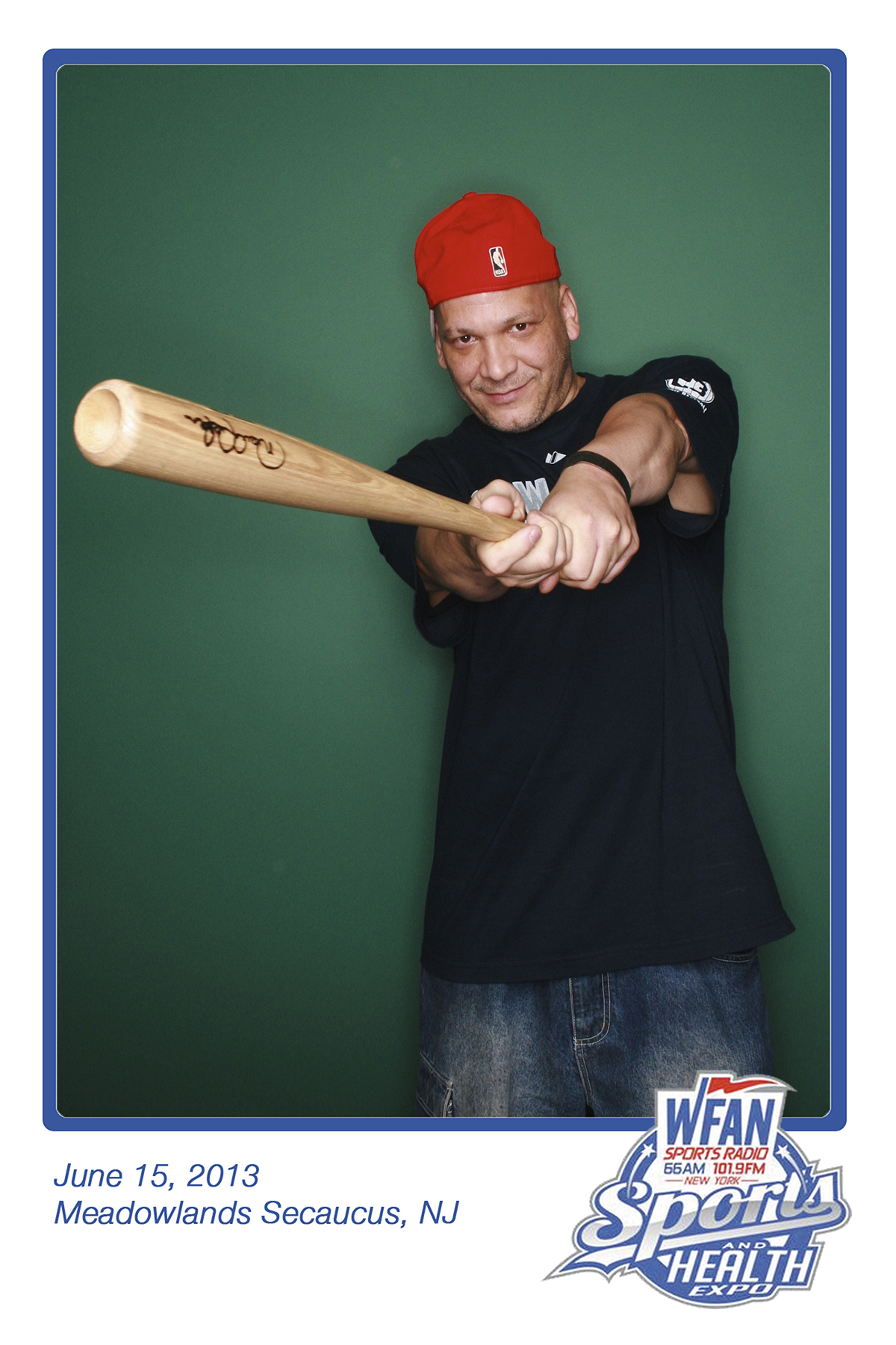 CBS Sports Radio NY Photo Booth 3