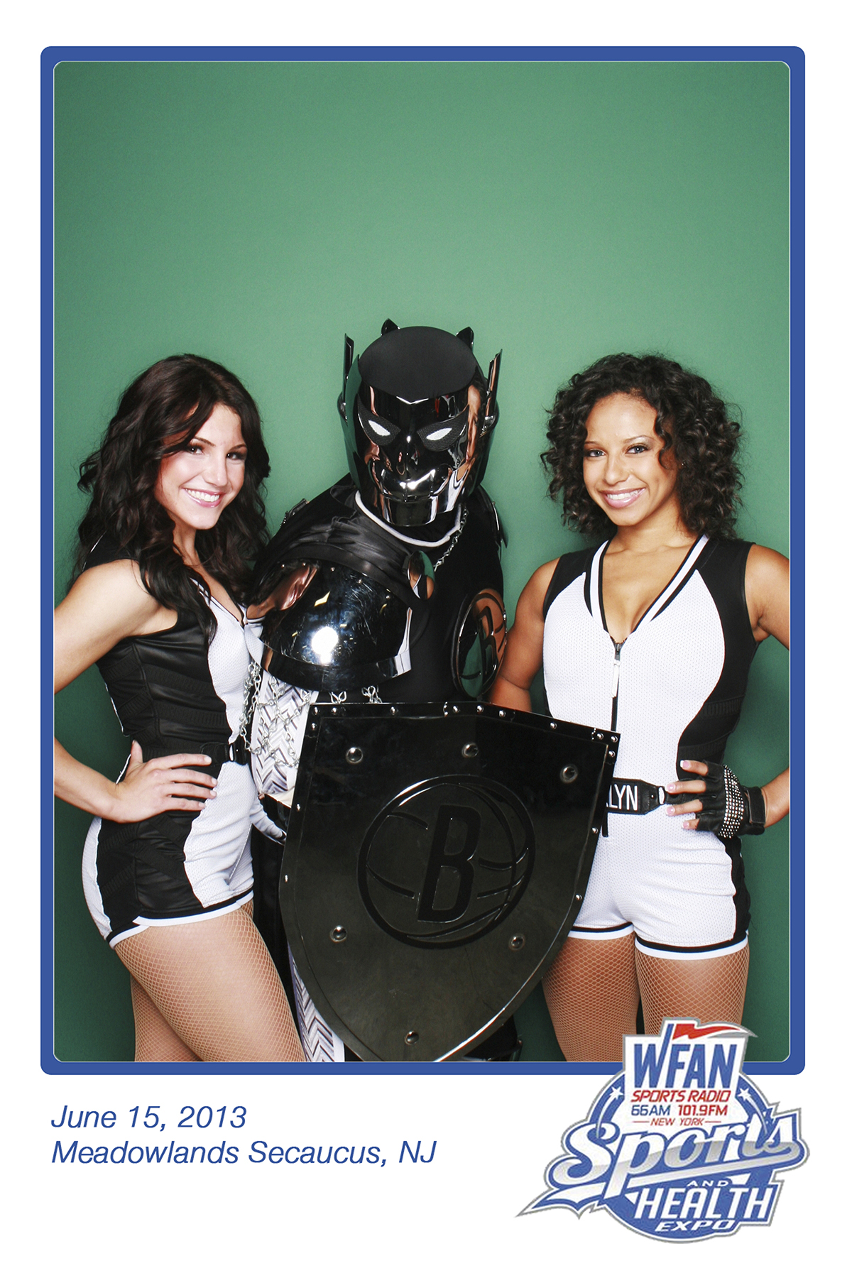 CBS Sports Radio NY Photo Booth