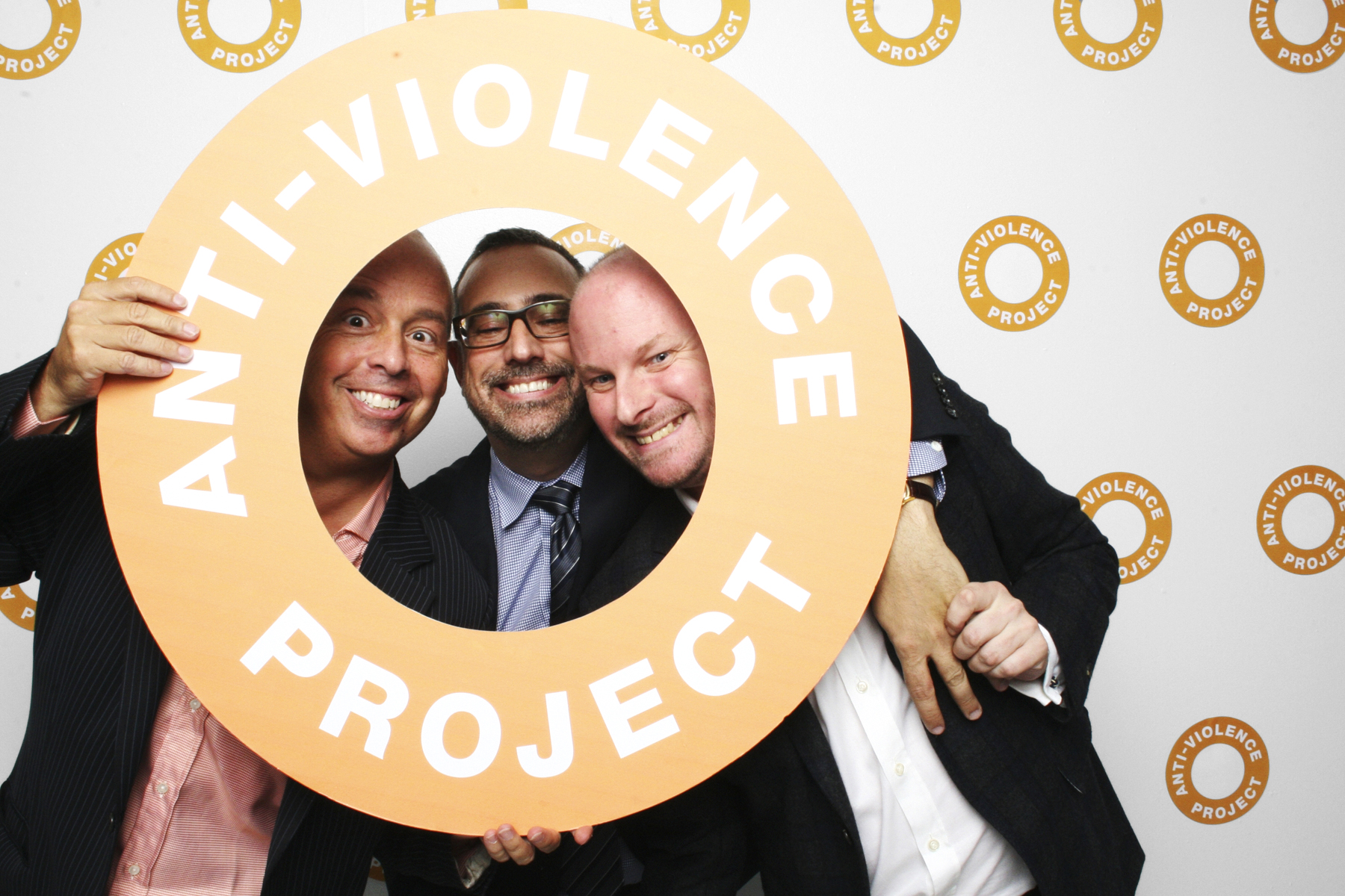 Antiviolence project ring