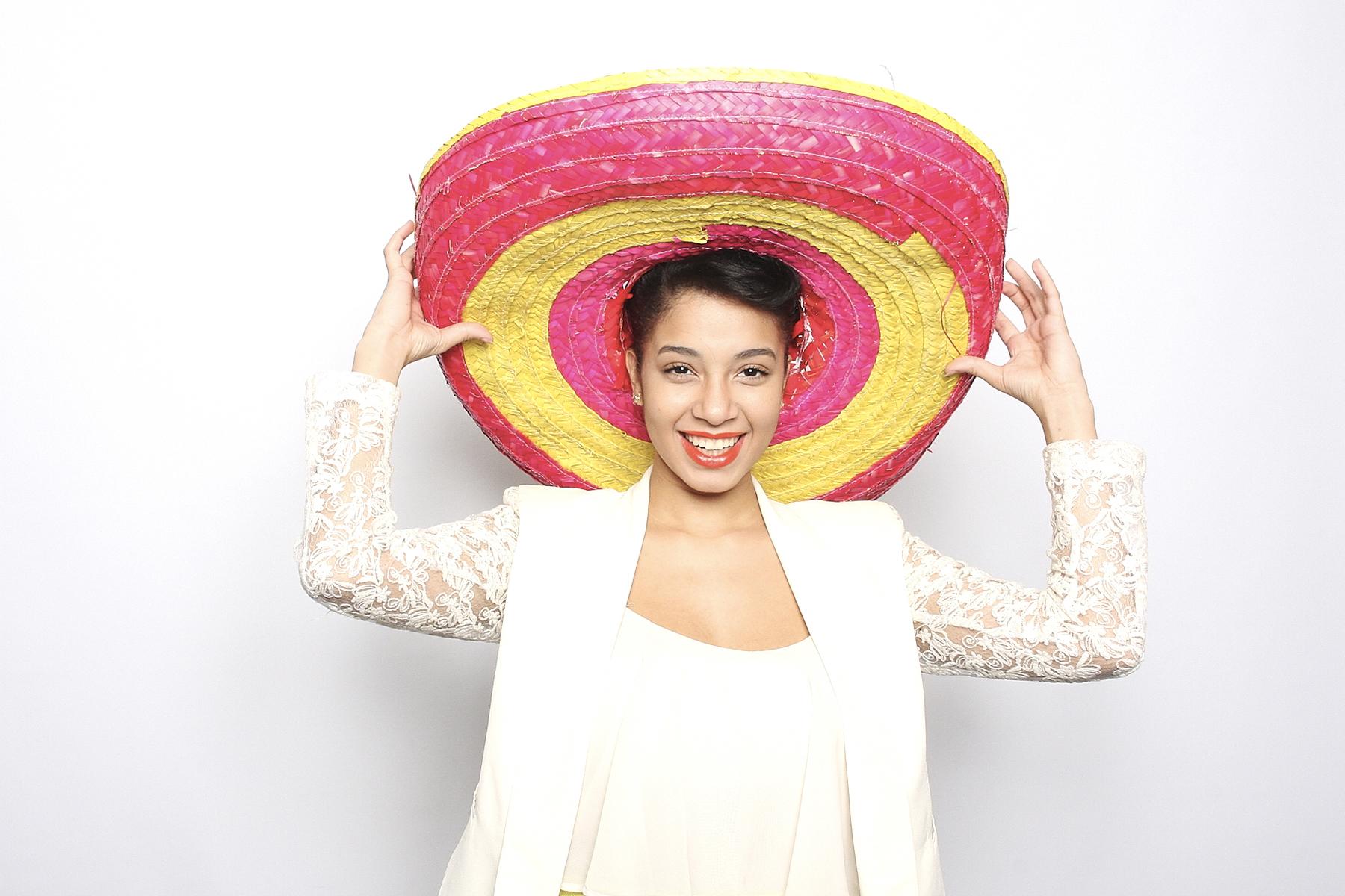 NBC Unidos Hispanic Heritage Month Sombrero