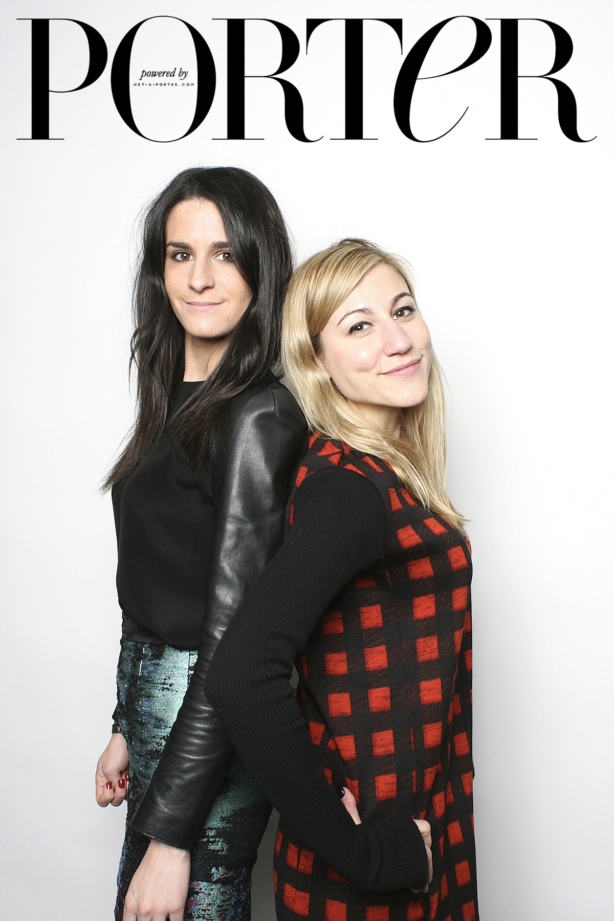 Porter magazine launch photo booth new york