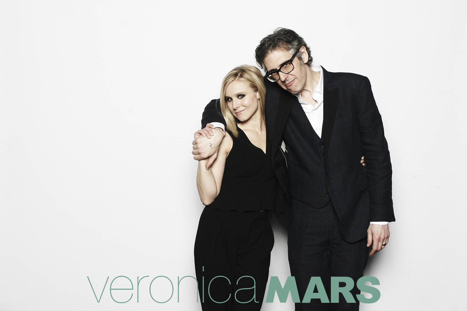 Veronica Mars Movie Premiere featuring Kristen Bell and Ira Glass