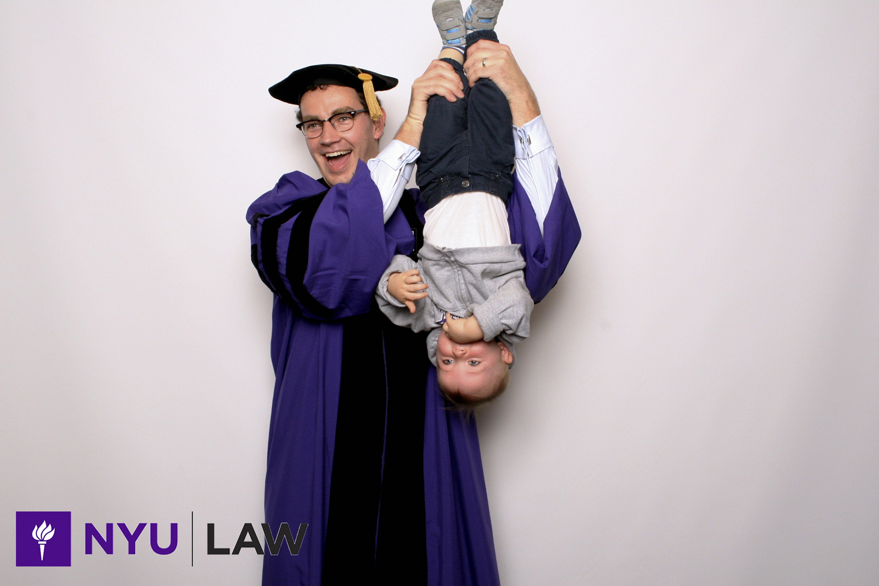 NYU Law Father's Day 2014 father