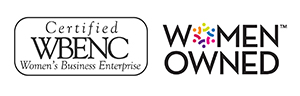The Booth is proud to be a WBENC certified women owned business.