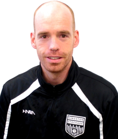 David Lindholm joins Kingston Stockade as the club's new head coach.