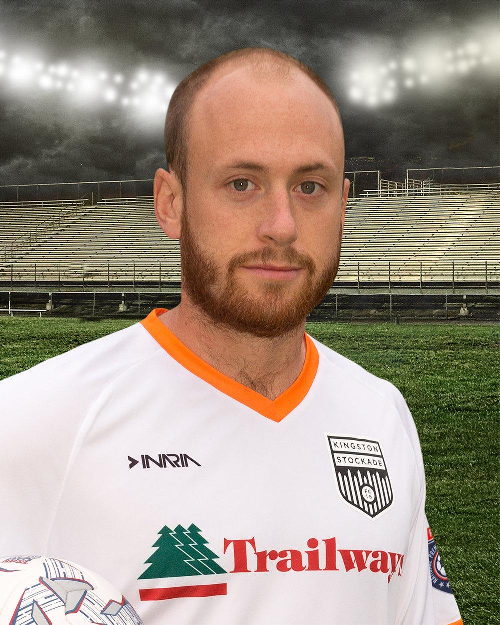 #4 Ross Macklin (M)<br>(Vassar)<br>Henniker, NH
